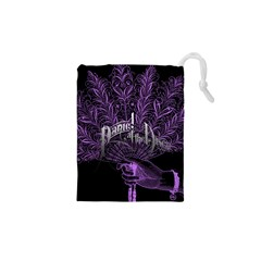 Panic At The Disco Drawstring Pouches (xs)  by Onesevenart