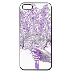 Panic At The Disco Apple Iphone 5 Seamless Case (black) by Onesevenart
