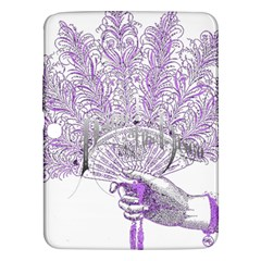 Panic At The Disco Samsung Galaxy Tab 3 (10 1 ) P5200 Hardshell Case  by Onesevenart