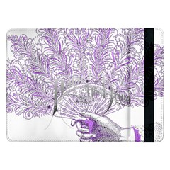 Panic At The Disco Samsung Galaxy Tab Pro 12 2  Flip Case by Onesevenart
