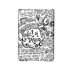 Panic! At The Disco Lyric Quotes Ipad Mini 2 Hardshell Cases by Onesevenart
