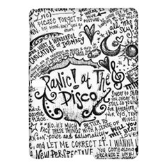Panic! At The Disco Lyric Quotes Samsung Galaxy Tab S (10 5 ) Hardshell Case  by Onesevenart