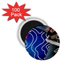 Panic! At The Disco Released Death Of A Bachelor 1.75  Magnets (100 pack)