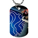 Panic! At The Disco Released Death Of A Bachelor Dog Tag (Two Sides)