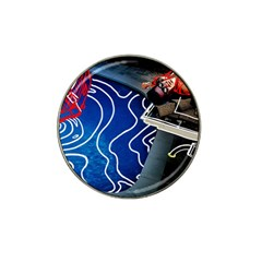 Panic! At The Disco Released Death Of A Bachelor Hat Clip Ball Marker (10 Pack) by Onesevenart