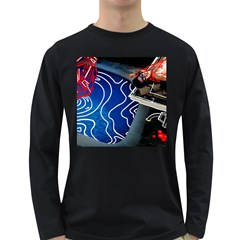 Panic! At The Disco Released Death Of A Bachelor Long Sleeve Dark T Shirts by Onesevenart
