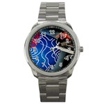Panic! At The Disco Released Death Of A Bachelor Sport Metal Watch