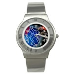 Panic! At The Disco Released Death Of A Bachelor Stainless Steel Watch