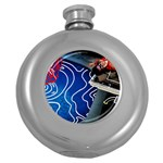Panic! At The Disco Released Death Of A Bachelor Round Hip Flask (5 oz)