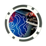 Panic! At The Disco Released Death Of A Bachelor Poker Chip Card Guards (10 pack)