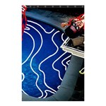 Panic! At The Disco Released Death Of A Bachelor Shower Curtain 48  x 72  (Small)