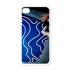 Panic! At The Disco Released Death Of A Bachelor Apple Iphone 4 Case (white) by Onesevenart