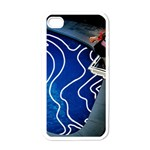 Panic! At The Disco Released Death Of A Bachelor Apple iPhone 4 Case (White)