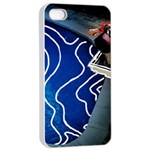 Panic! At The Disco Released Death Of A Bachelor Apple iPhone 4/4s Seamless Case (White)