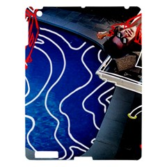 Panic! At The Disco Released Death Of A Bachelor Apple Ipad 3/4 Hardshell Case by Onesevenart
