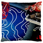 Panic! At The Disco Released Death Of A Bachelor Large Cushion Case (Two Sides)