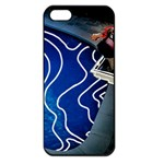 Panic! At The Disco Released Death Of A Bachelor Apple iPhone 5 Seamless Case (Black)