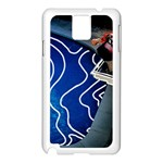 Panic! At The Disco Released Death Of A Bachelor Samsung Galaxy Note 3 N9005 Case (White)