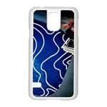 Panic! At The Disco Released Death Of A Bachelor Samsung Galaxy S5 Case (White)