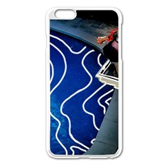 Panic! At The Disco Released Death Of A Bachelor Apple Iphone 6 Plus/6s Plus Enamel White Case by Onesevenart