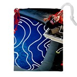 Panic! At The Disco Released Death Of A Bachelor Drawstring Pouches (XXL)