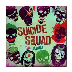 Panic! At The Disco Suicide Squad The Album Tile Coasters by Onesevenart