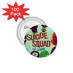 Panic! At The Disco Suicide Squad The Album 1 75  Buttons (100 Pack)  by Onesevenart