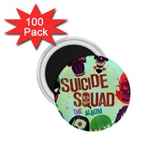 Panic! At The Disco Suicide Squad The Album 1 75  Magnets (100 Pack)  by Onesevenart