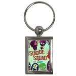 Panic! At The Disco Suicide Squad The Album Key Chains (Rectangle)