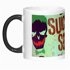 Panic! At The Disco Suicide Squad The Album Morph Mugs by Onesevenart