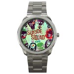 Panic! At The Disco Suicide Squad The Album Sport Metal Watch