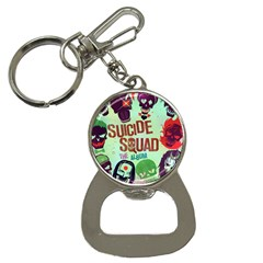Panic! At The Disco Suicide Squad The Album Bottle Opener Key Chains by Onesevenart