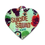 Panic! At The Disco Suicide Squad The Album Dog Tag Heart (One Side)