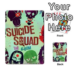 Panic! At The Disco Suicide Squad The Album Multi Purpose Cards (rectangle)  by Onesevenart