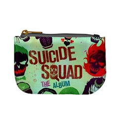 Panic! At The Disco Suicide Squad The Album Mini Coin Purses by Onesevenart