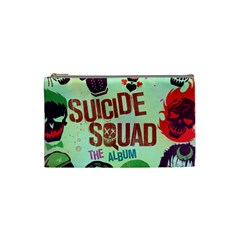 Panic! At The Disco Suicide Squad The Album Cosmetic Bag (small)  by Onesevenart