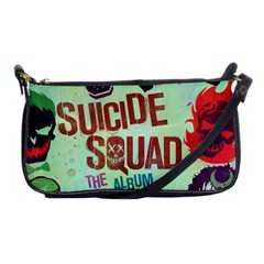 Panic! At The Disco Suicide Squad The Album Shoulder Clutch Bags by Onesevenart
