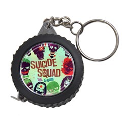 Panic! At The Disco Suicide Squad The Album Measuring Tapes by Onesevenart
