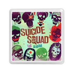Panic! At The Disco Suicide Squad The Album Memory Card Reader (square)  by Onesevenart