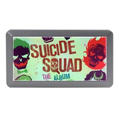 Panic! At The Disco Suicide Squad The Album Memory Card Reader (mini) by Onesevenart