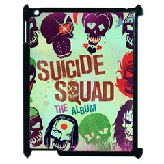Panic! At The Disco Suicide Squad The Album Apple Ipad 2 Case (black) by Onesevenart