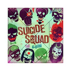 Panic! At The Disco Suicide Squad The Album Acrylic Tangram Puzzle (6  X 6 ) by Onesevenart