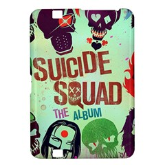 Panic! At The Disco Suicide Squad The Album Kindle Fire Hd 8 9  by Onesevenart