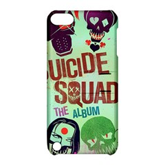Panic! At The Disco Suicide Squad The Album Apple Ipod Touch 5 Hardshell Case With Stand by Onesevenart