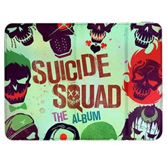 Panic! At The Disco Suicide Squad The Album Samsung Galaxy Tab 7  P1000 Flip Case by Onesevenart