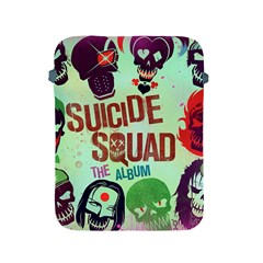 Panic! At The Disco Suicide Squad The Album Apple Ipad 2/3/4 Protective Soft Cases by Onesevenart
