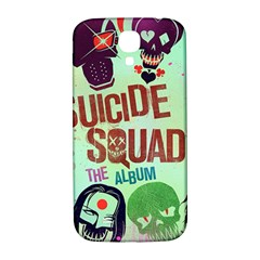 Panic! At The Disco Suicide Squad The Album Samsung Galaxy S4 I9500/i9505  Hardshell Back Case by Onesevenart