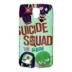 Panic! At The Disco Suicide Squad The Album Galaxy S4 Active by Onesevenart