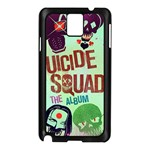 Panic! At The Disco Suicide Squad The Album Samsung Galaxy Note 3 N9005 Case (Black)