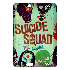 Panic! At The Disco Suicide Squad The Album Amazon Kindle Fire Hd (2013) Hardshell Case by Onesevenart